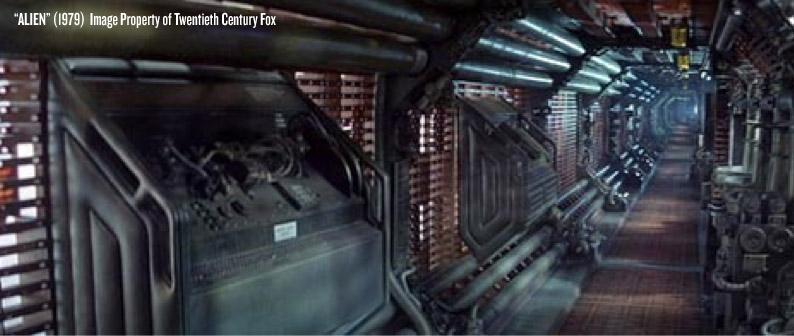 AlienCorridor