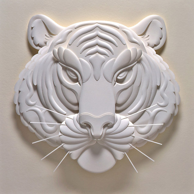 Jeff2 Stunning Paper Sculptures By Jeff Nishinaka