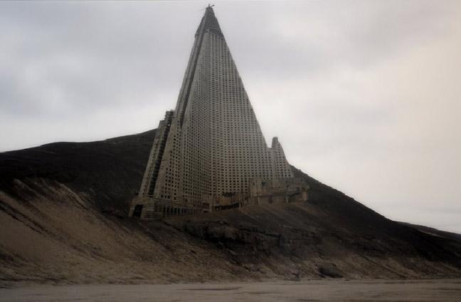 Architecture NorthKoreaHotel