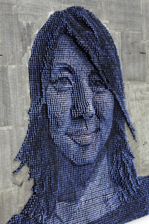 Screw4 Artist Creates 3D Portraits Using 10,000 Screws