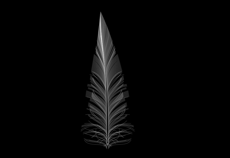 Feather1 The Online Feather Generator: Design Your Own Feathers From Flighters To Fluffies