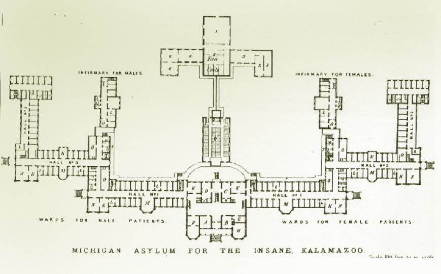 Fascinating online gallery of late 19th century insane for 19th century floor plans