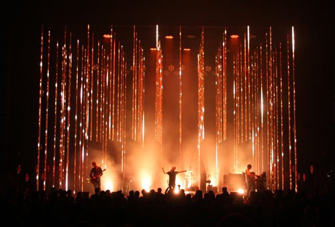 Watson2 The New York Times Profiles Radioheads Lighting And Stage Designer Andi Watson