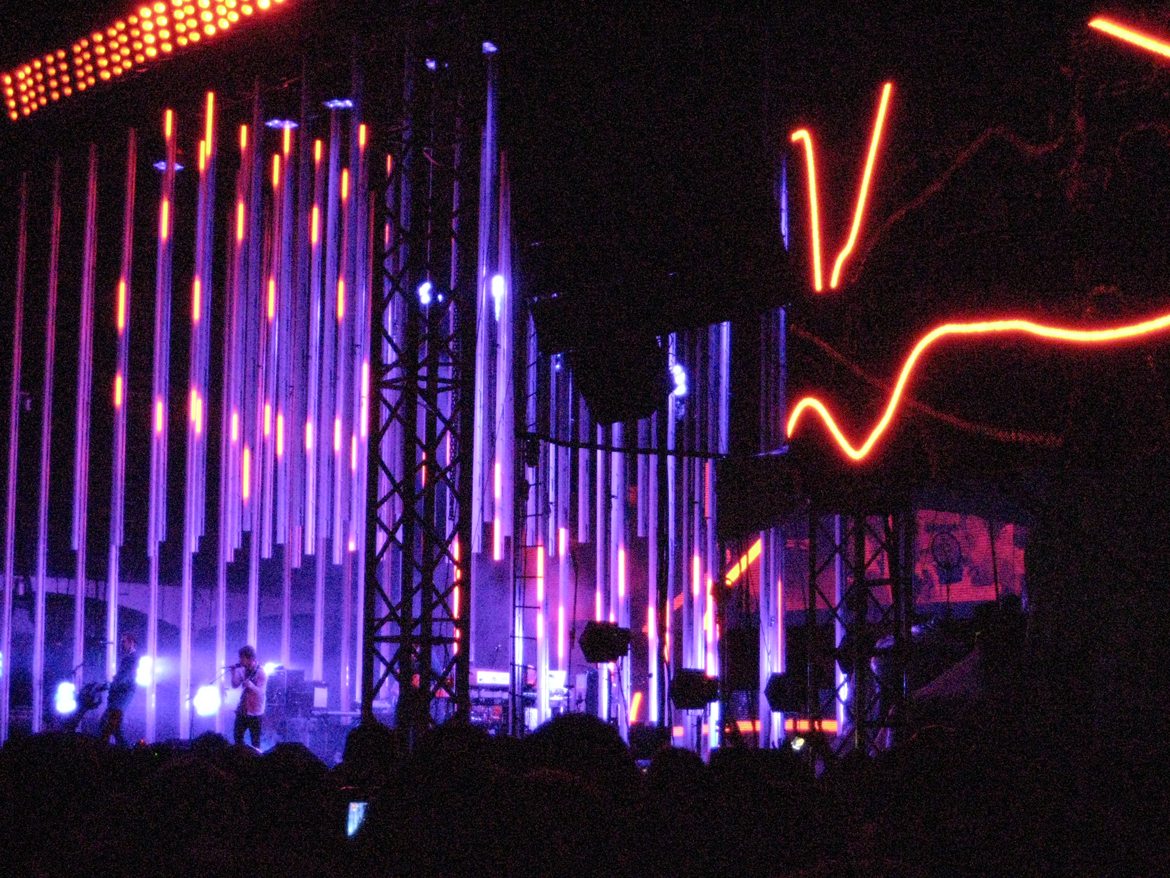 Watson5 The New York Times Profiles Radioheads Lighting And Stage Designer Andi Watson