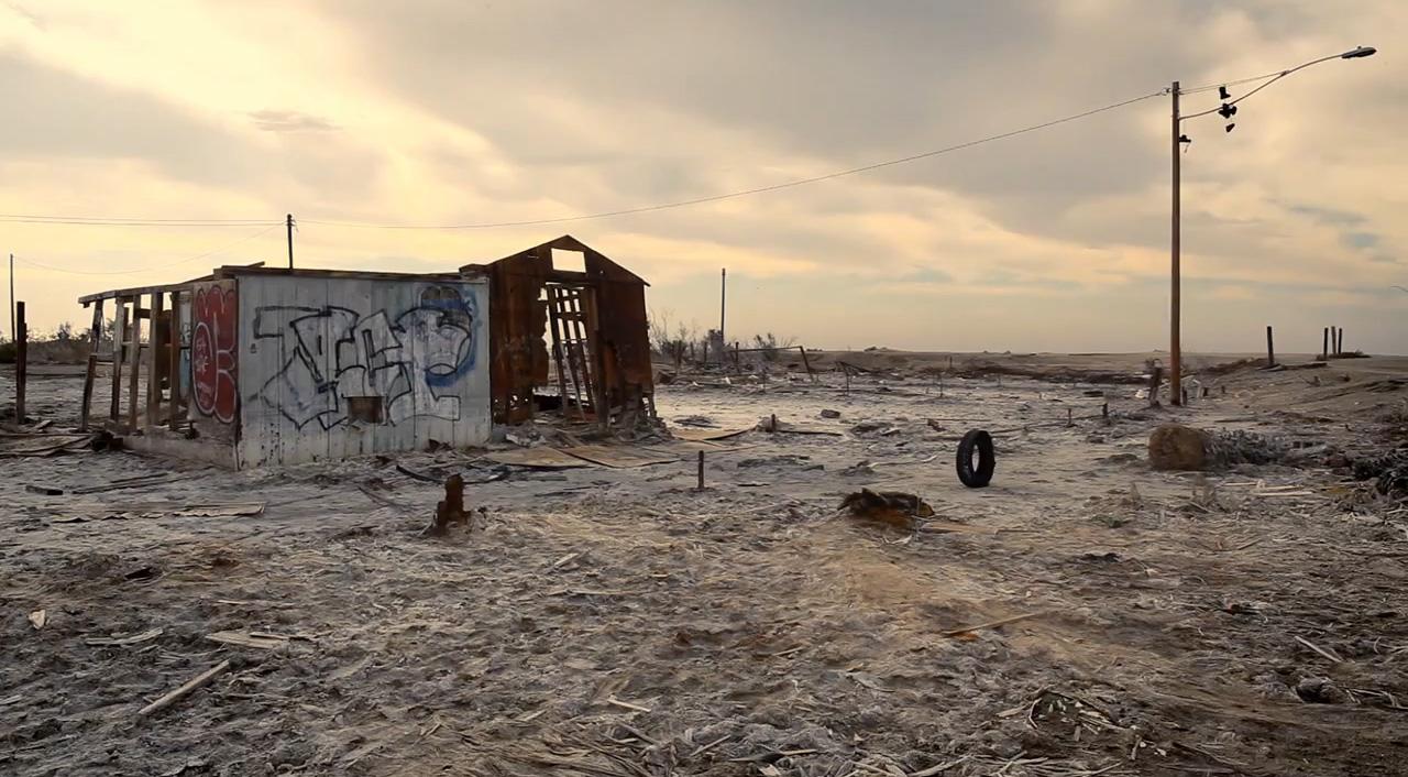 The Post Apocalyptic Wonderland Of Salton Sea California