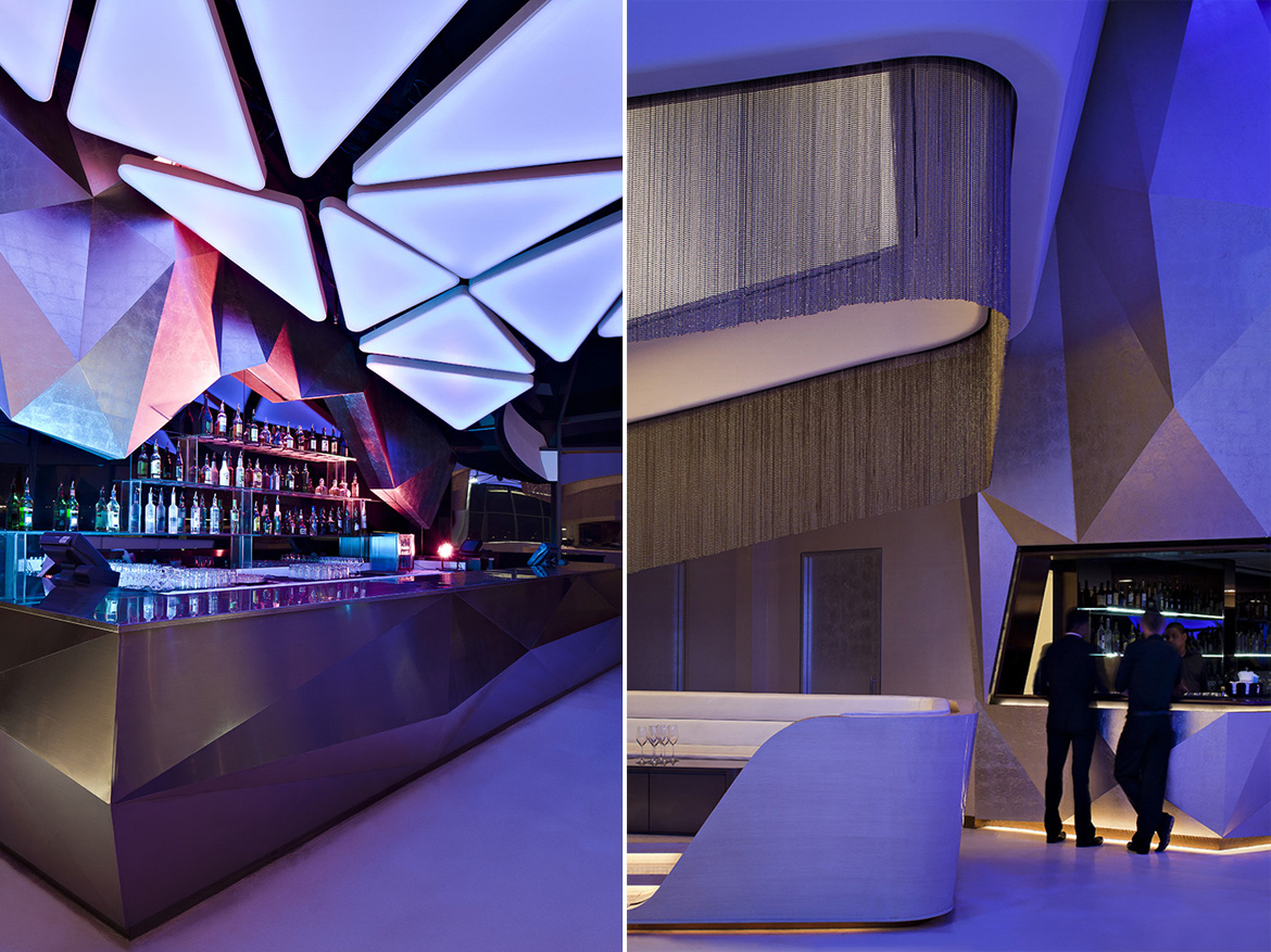The cipriani group raises the bar once again with stunning for Ristorante cipriani abu dhabi
