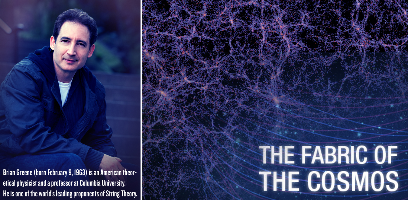 Nova releases trailer for the fabric of the cosmos for The fabric of the cosmos tv series