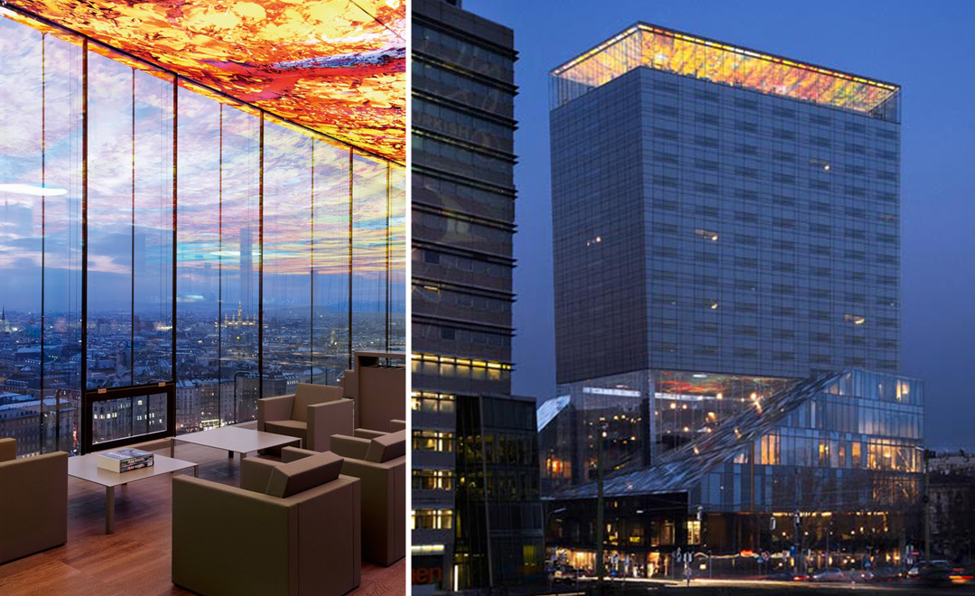 Legendary architect jean nouvel teams up with swiss artist pipilotti rist for - Nouvel hotel paris 12 ...