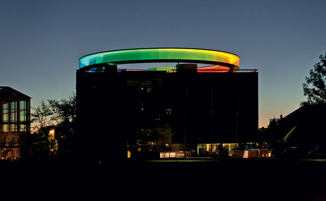 Olafur Eliasson S Quot Your Rainbow Panorama Quot Crowns Danish