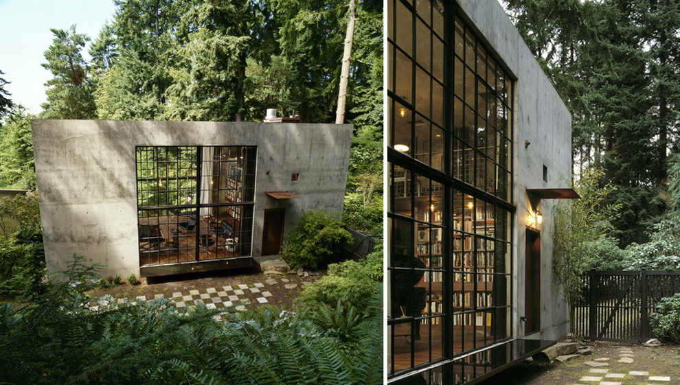 Olson Kundig Architects Design Quot The Brain Quot As An