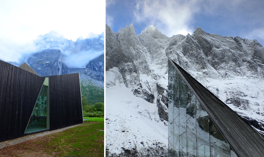 TrollWall2 The Worlds Most Daring Base Jumpers Now Have One Of The Worlds Most Stunning Restaurants