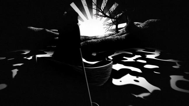 Pitch darkness poe