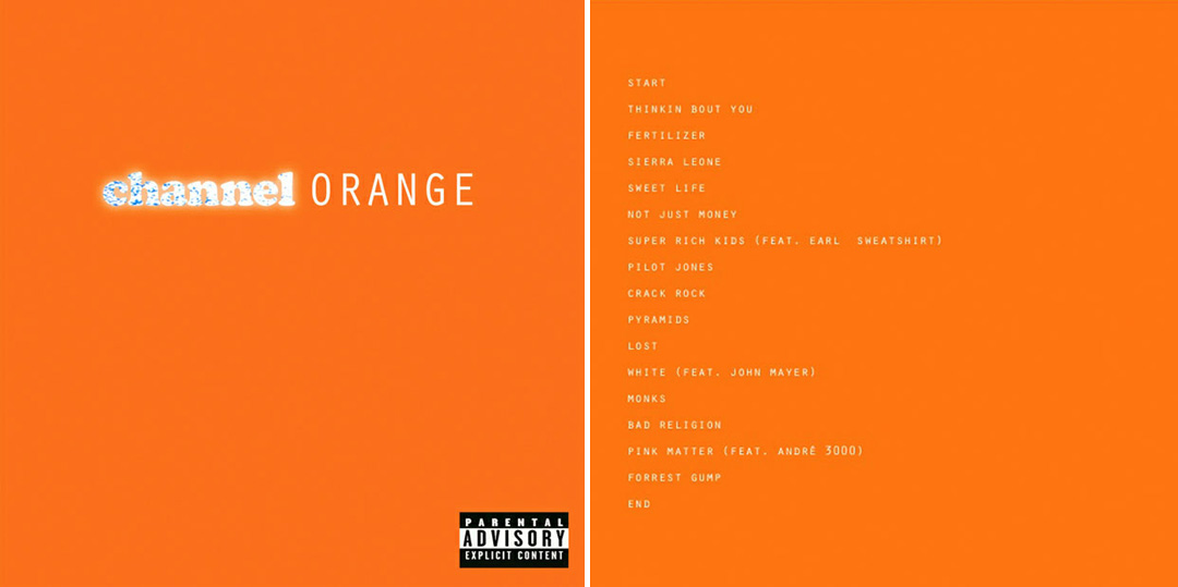 FOCO1 The Reviews Are In And Frank Oceans Channel Orange Album Is About To Blow Your Mind Wide Open