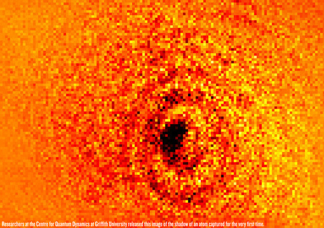 AtomShadow1 The WOW Files: Scientists Capture Image Of An Atoms Shadow (Yes, You Read That Right!)