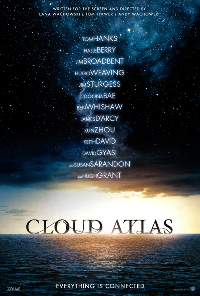 CLOUDATLAS Get Ready To Shit Your Pants: The Wachowskis Release 6 Minute Trailer For CLOUD ATLAS