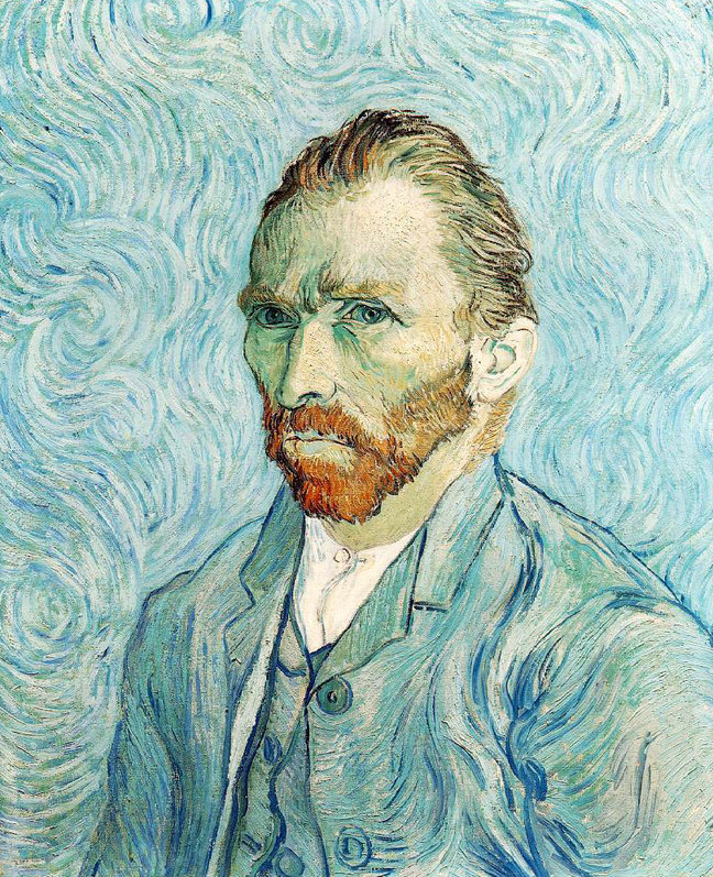 vincent lorrie gogh the loss cause