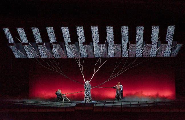 MetRing4 PBS Airs Mindblowing Doc Wagners Dream About MET Operas Production Of Wagners Ring Cycle