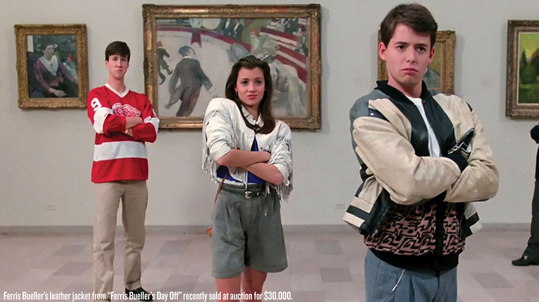 MarilynVance21 D&C Talks To Costume Designer Who Dressed John Hughes Brat Pack, Breakfast Club & Ferris Bueller