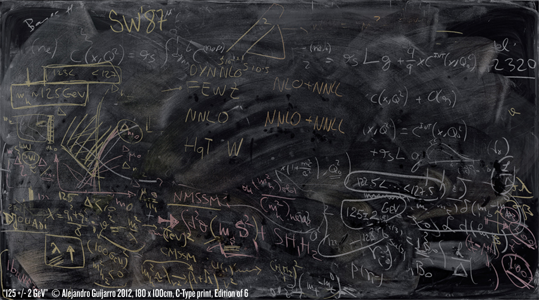 AlejandroGuijarro1 Ephemeral Documents: Alejandro Guijarros Photographs Of Chalkboards From Quantum Mechanics Institutions