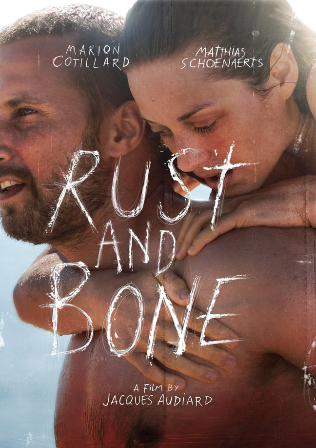NewBanner104mainpic1 Banner Photo #104: Jacques Audiards Rust And Bone Starring Marion Cotillard Opens November 23rd