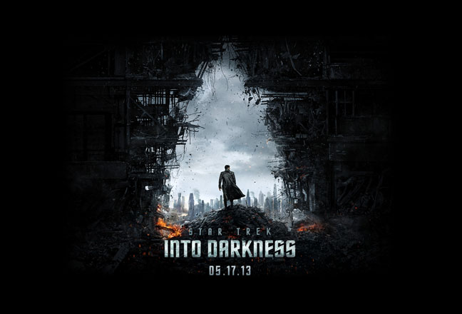 StarTrekDarkness STAR TREK Into Darkness Trailer Destroys London & The Enterprise (And How To See 8 More Minutes)