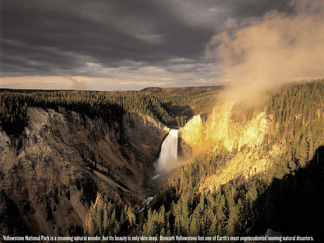 yellowstone supervolcano documentary