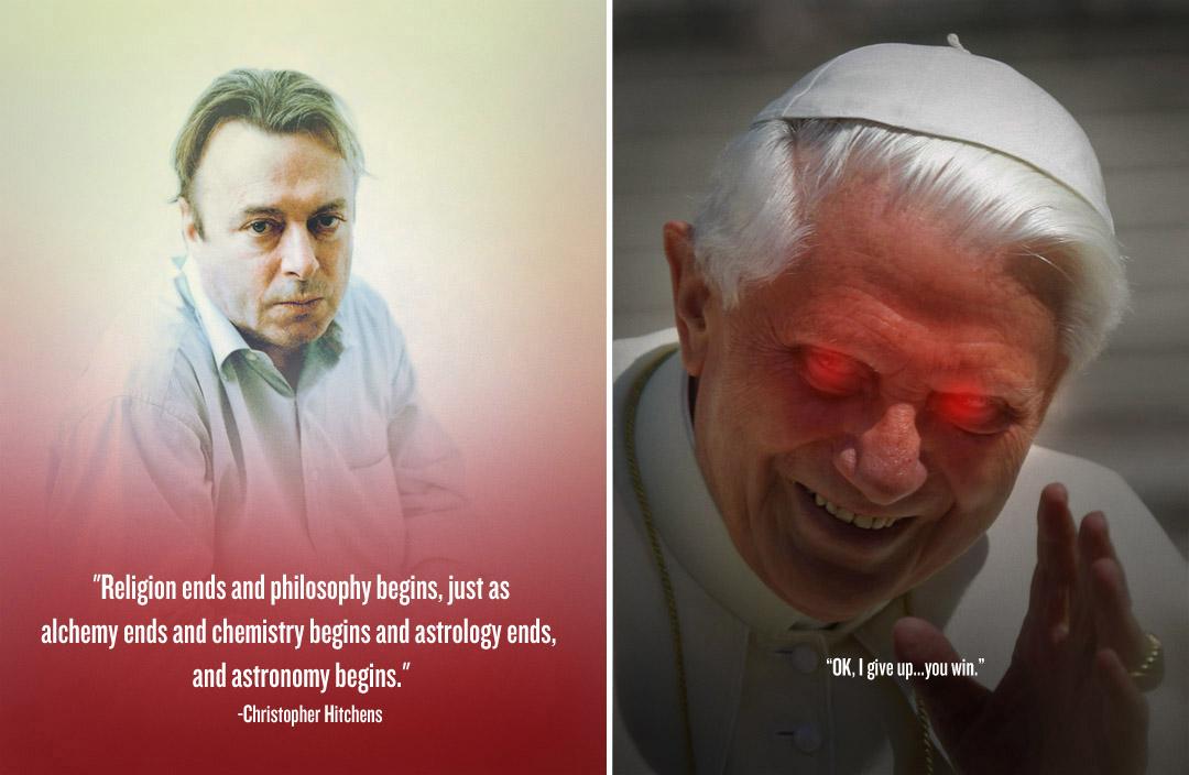 PopeArrest