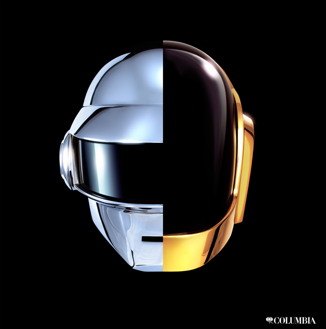 DaftPunkSNL Listen To Your Very First Taste Of DAFT PUNKs Brand New Album Which Flashed On SNL Last Night