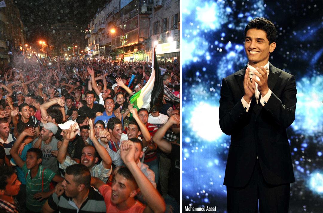 Mideast Palestinians Arab Idol