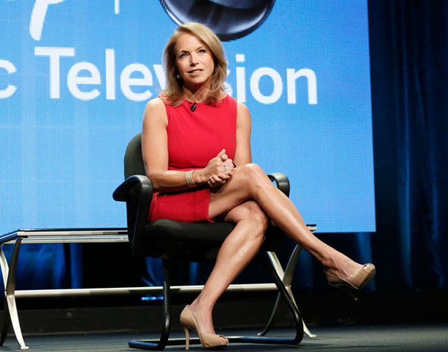 TV ABC Katie Couric