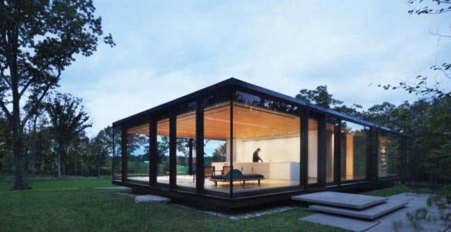 Desaichia1 Check Out The Stunning LM Guest House In Upstate New York Designed By Desai/Chia Architects