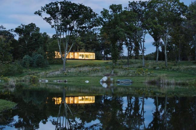 Desaichia10 Check Out The Stunning LM Guest House In Upstate New York Designed By Desai/Chia Architects