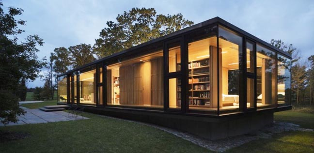 Desaichia2 Check Out The Stunning LM Guest House In Upstate New York Designed By Desai/Chia Architects