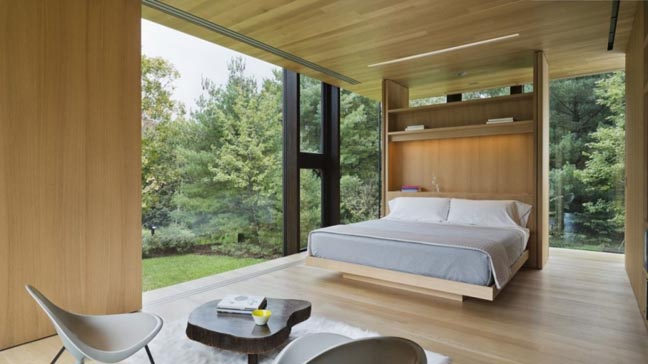 Desaichia4 Check Out The Stunning LM Guest House In Upstate New York Designed By Desai/Chia Architects