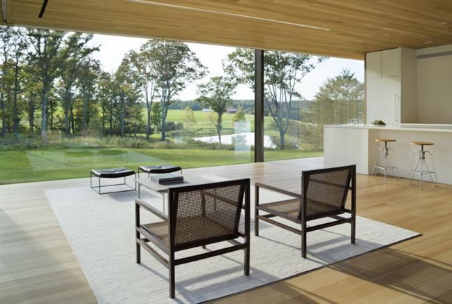 Desaichia7 Check Out The Stunning LM Guest House In Upstate New York Designed By Desai/Chia Architects