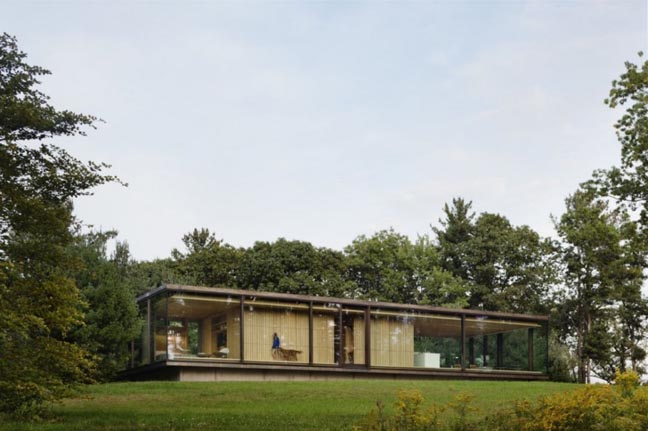 Desaichia9 Check Out The Stunning LM Guest House In Upstate New York Designed By Desai/Chia Architects