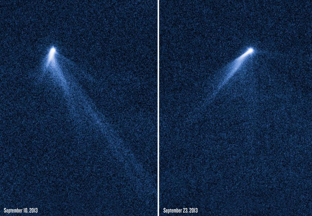 two famous asteroids - photo #30