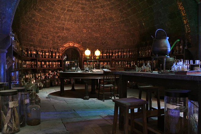 College of Wizardry in Poland Castle just like Hogwarts in Harry Potter