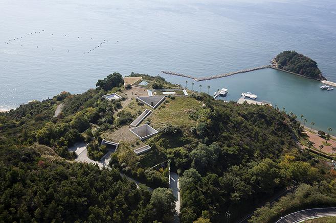 The Japanese art tourist island of Naoshima