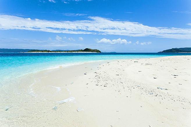 The secret Japanese beaches of Okinawa