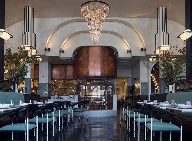 Curtis Stone's GWEN Restaurant and Butcher in Hollywood