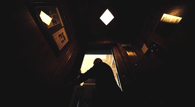 Ruben Pardo, L.A.'s Last Elevator Operator