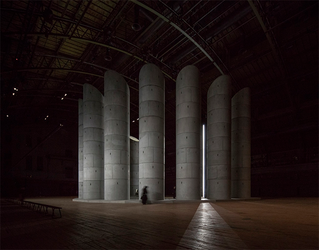 "OMA's ""An Occupation Of Loss"" At Park Avenue Armory"