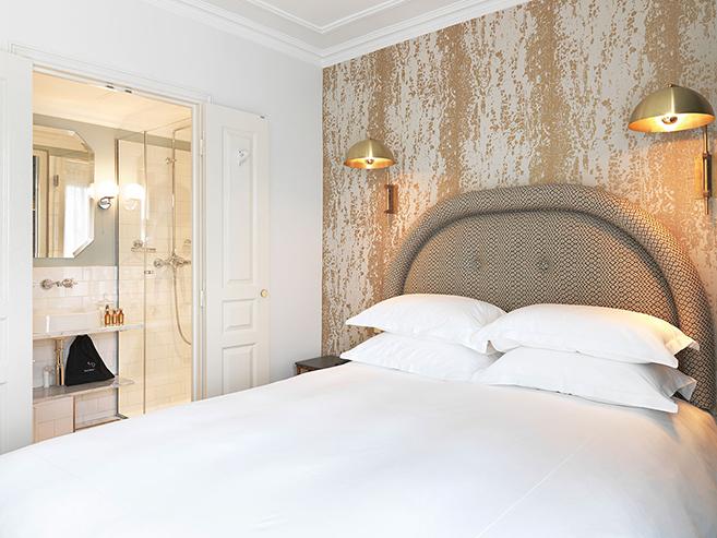 The Grande Pigalle Hotel in SoPi, Paris
