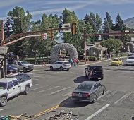 Watch the live webcam from Jackson Hole, Wyoming