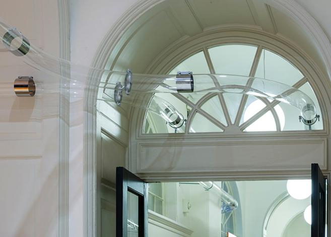 The Wish Machine at London Design Biennale by Autoban