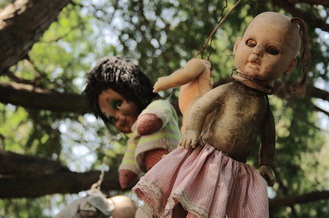 Mexico City's Island Of The Dolls (Isla De Las Munecas)