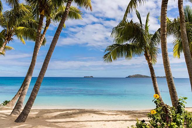 The Kokomo Island Fiji Resort