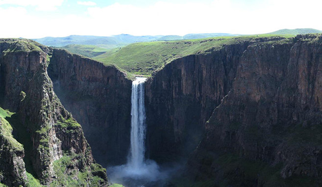 How to visit South Africa's kingdom of Lesotho