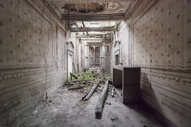 The World's Creepiest Abandoned Places